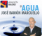 Agua: visitamos el huerto con José Ramón Marcuello