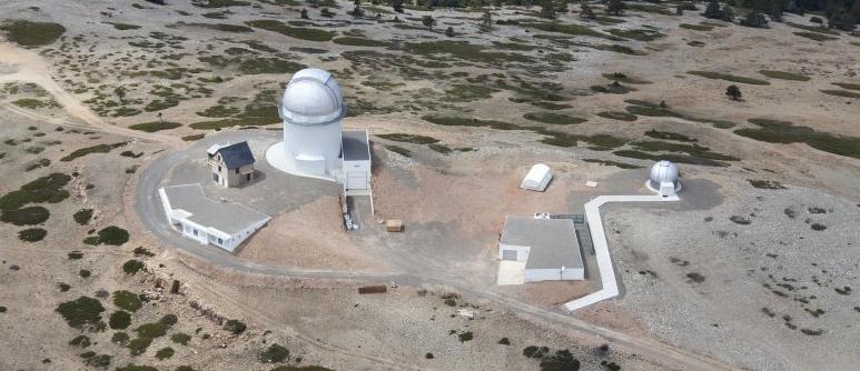 El Observatorio Astrofísico de Javalambre, declarado instalación singular