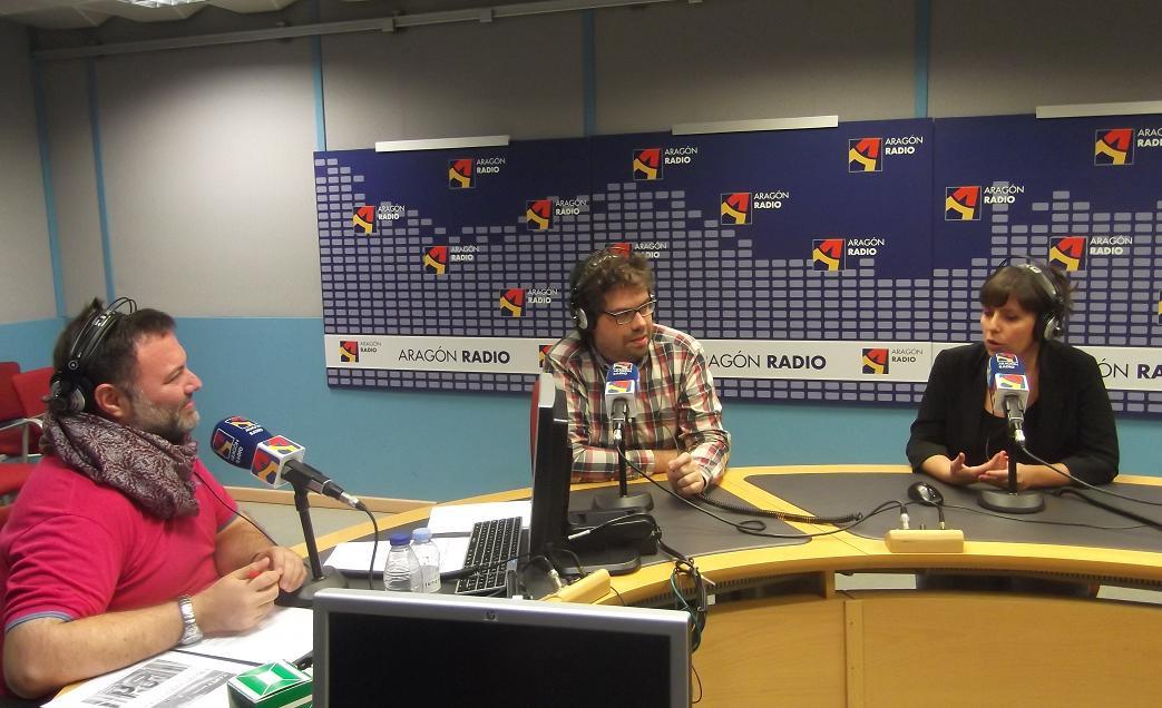 'Preferiría no hacerlo' en Aragón Radio