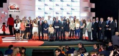 Aragón Radio ha recibido el IX Premio Periodístico de Seguridad Vial de Línea Directa.